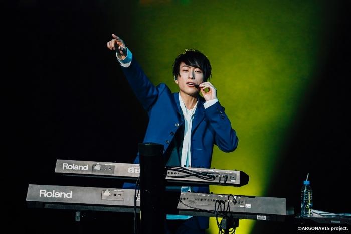舞浜に輝く五ツ星が踏み出した新たなスタートライン――「BanG Dream! Argonavis 1st LIVE」レポート-5