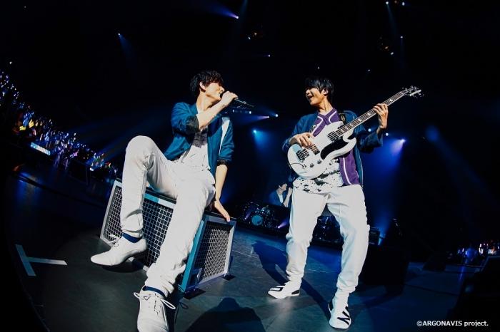 舞浜に輝く五ツ星が踏み出した新たなスタートライン――「BanG Dream! Argonavis 1st LIVE」レポート-8