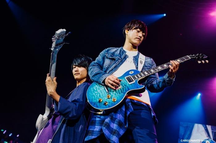 舞浜に輝く五ツ星が踏み出した新たなスタートライン――「BanG Dream! Argonavis 1st LIVE」レポート-9