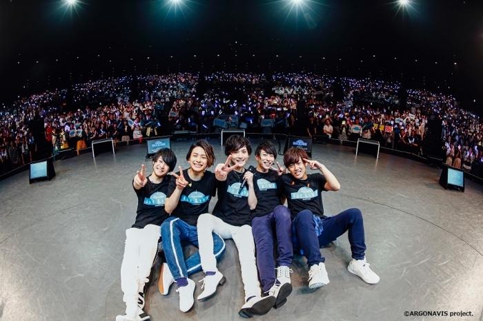 舞浜に輝く五ツ星が踏み出した新たなスタートライン――「BanG Dream! Argonavis 1st LIVE」レポート-11