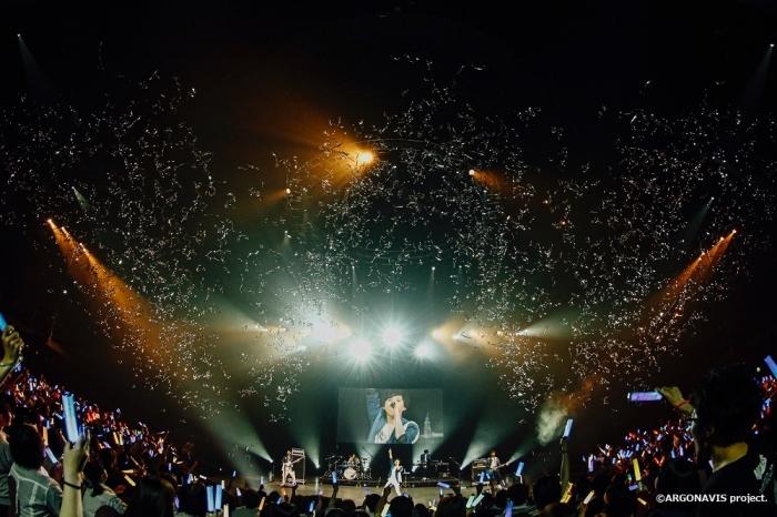 舞浜に輝く五ツ星が踏み出した新たなスタートライン――「BanG Dream! Argonavis 1st LIVE」レポート-10