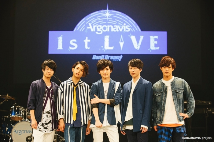 舞浜に輝く五ツ星が踏み出した新たなスタートライン――「BanG Dream! Argonavis 1st LIVE」レポート-1