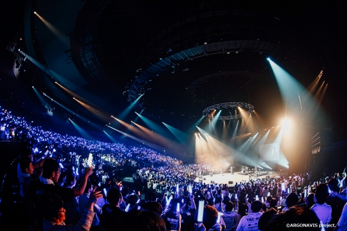 舞浜に輝く五ツ星が踏み出した新たなスタートライン――「BanG Dream! Argonavis 1st LIVE」レポート-2