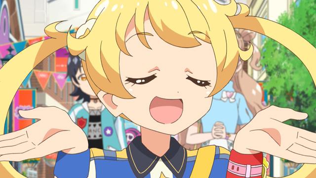 TVアニメ『キラッとプリ☆チャン』第61話先行場面カット・あらすじ到着!海外修行に行っているメルティックスターが帰国するという噂が流れはじめて……の画像-7