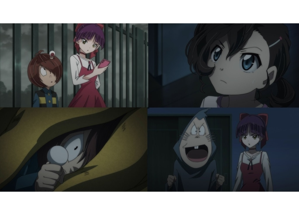 『ゲゲゲの鬼太郎』第59話「女妖怪・後神との約束」の先行カット到着!