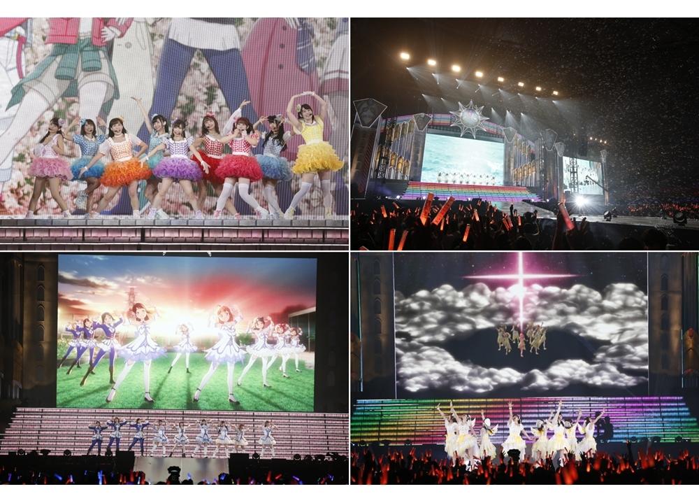 『ラブライブ!サンシャイン!!』Aqoursの5thライブより、ステージ写真&セットリスト公開!