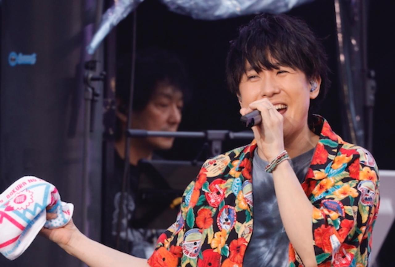 鈴村健一の夏恒例ライブ「満天LIVE 2019」の公式レポ到着