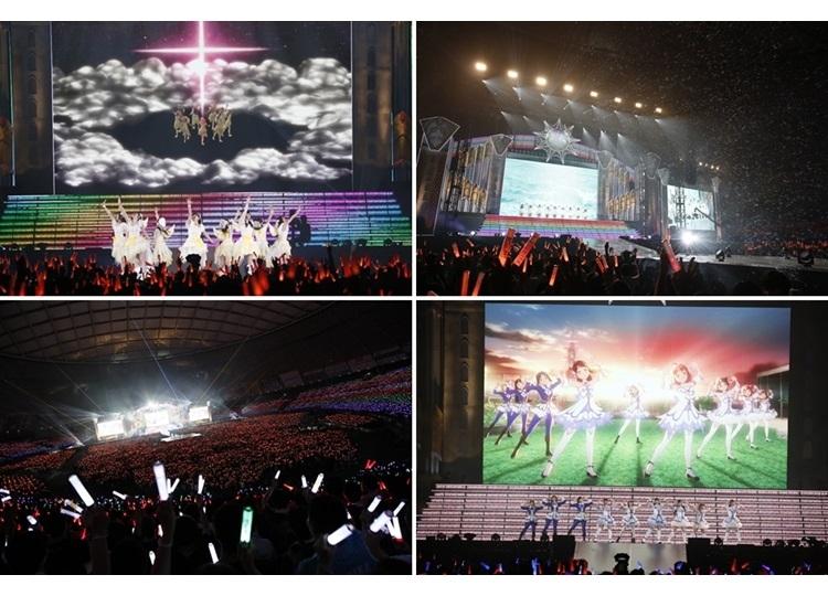 """""""ラブライブ!サンシャイン!! Aqours 5th LoveLive! """"レポート"""