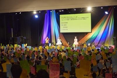 豊田萌絵さんと伊藤美来さんによる声優ユニットPixisのワンマンライブ『4th Anniversary Party 2019~らんらんの乱♪~』をレポート!