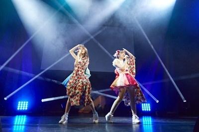豊田萌絵さんと伊藤美来さんによる声優ユニットPixisのワンマンライブ『4th Anniversary Party 2019~らんらんの乱♪~』をレポート!の画像-6