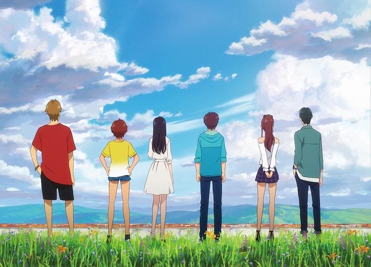 アニメ映画『ぼくらの7日間戦争』2019年12月全国ロードショー