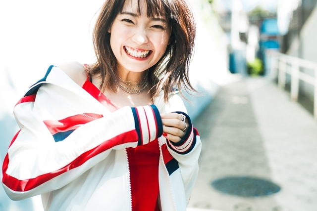 『ラブライブ!サンシャイン!!』Aqoursの声優・斉藤朱夏さんがSACRA MUSICよりソロデビュー! 8月14日にミニアルバム「くつひも」をリリース!の画像-1
