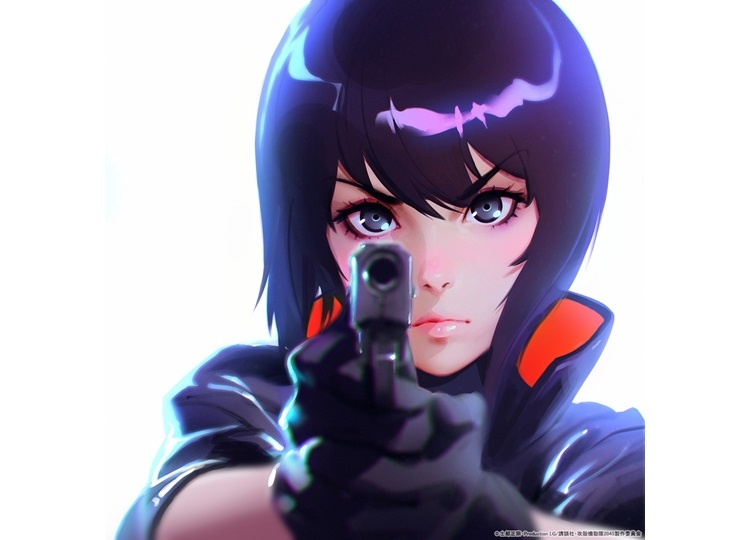 シリーズ最新作アニメ『攻殻機動隊 SAC_2045』2020年にネトフリで全世界独占配信