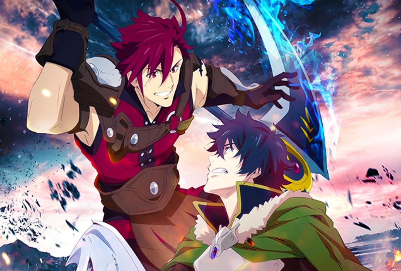 TVアニメ『盾の勇者の成り上がり』キービジュアル第3弾公開