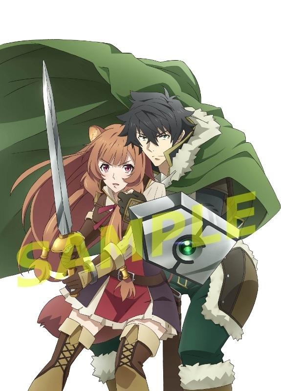 TVアニメ『盾の勇者の成り上がり』のキービジュアル第3弾が公開! 尚文の戦いの舞台はカルミラ島へ