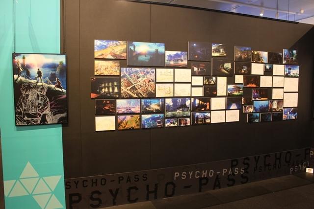 『PSYCHO-PASS サイコパス資料展 2112-2117/2120』が6月14日より開催! 本企画展の見どころやオススメポイントをレポート-1