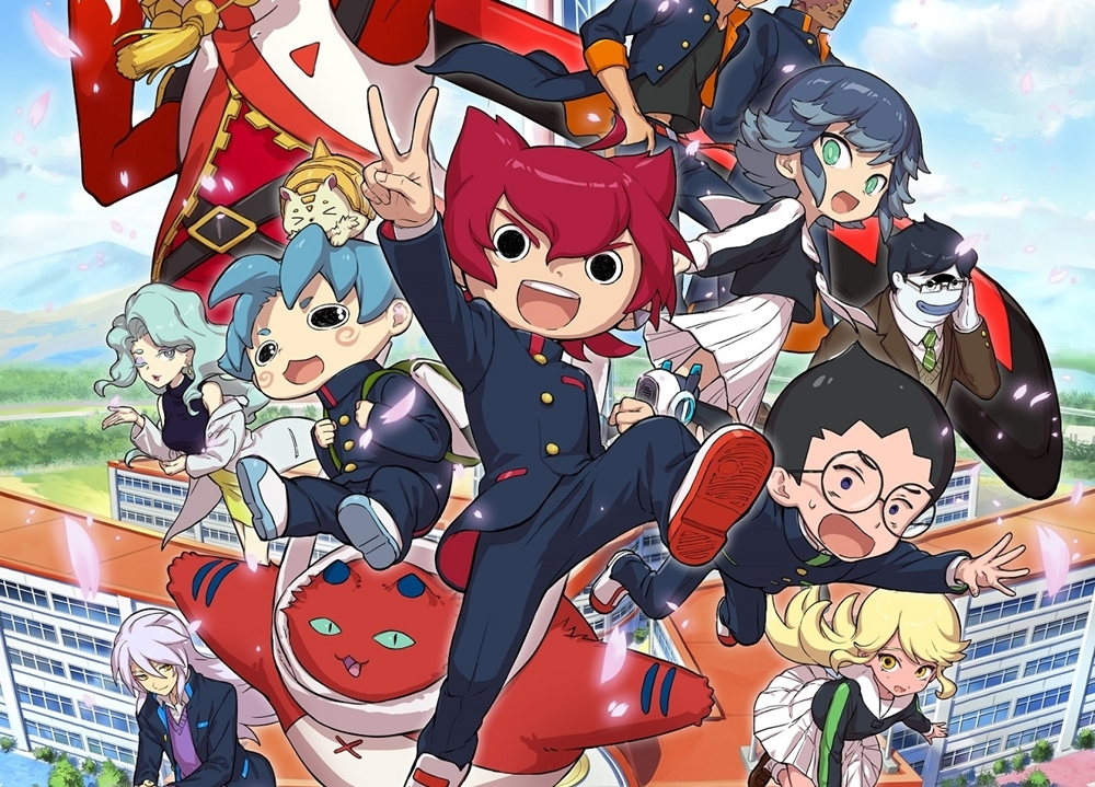 『映画 妖怪学園Y 猫はHEROになれるか』12月13日公開決定!
