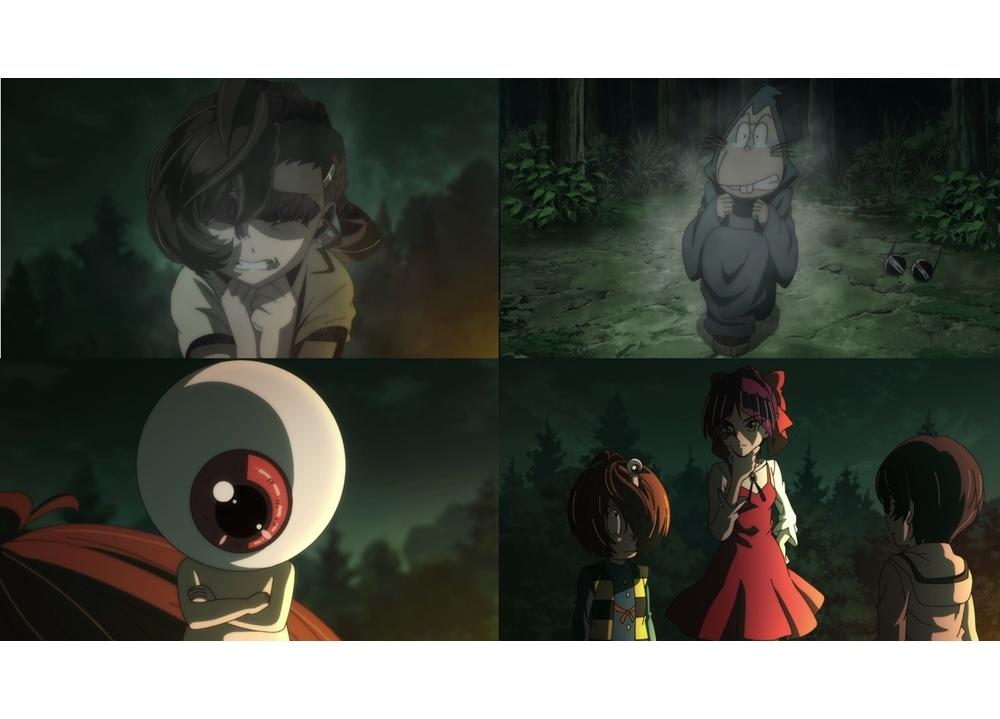 『ゲゲゲの鬼太郎』第60話「漆黒の冷気 妖怪ぶるぶる」より先行カット到着!