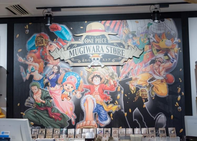 『ONE PIECE』「麦わらストア」渋谷新店舗フォトレポ
