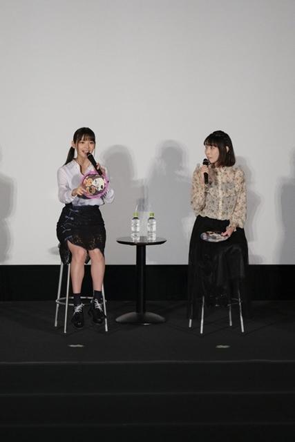 『なんでここに先生が!?』声優の上坂すみれさん・後藤邑子さんら登壇で、TVでは放送できない限界突破な完全版映像の上映イベント実施!-3