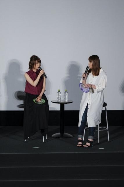 『なんでここに先生が!?』声優の上坂すみれさん・後藤邑子さんら登壇で、TVでは放送できない限界突破な完全版映像の上映イベント実施!-4
