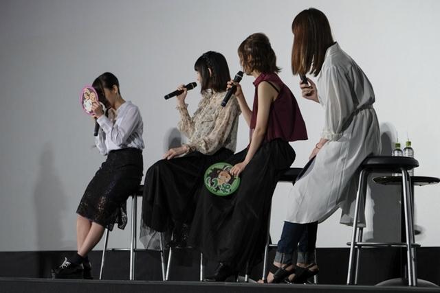 『なんでここに先生が!?』声優の上坂すみれさん・後藤邑子さんら登壇で、TVでは放送できない限界突破な完全版映像の上映イベント実施!-6