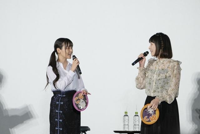 『なんでここに先生が!?』声優の上坂すみれさん・後藤邑子さんら登壇で、TVでは放送できない限界突破な完全版映像の上映イベント実施!-8