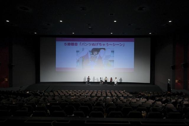 『なんでここに先生が!?』声優の上坂すみれさん・後藤邑子さんら登壇で、TVでは放送できない限界突破な完全版映像の上映イベント実施!-5