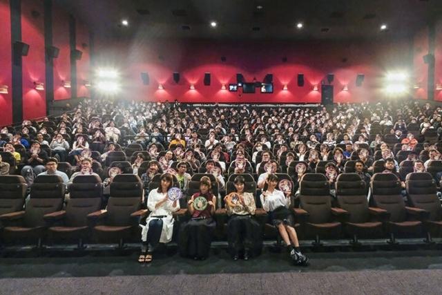 『なんでここに先生が!?』声優の上坂すみれさん・後藤邑子さんら登壇で、TVでは放送できない限界突破な完全版映像の上映イベント実施!-9