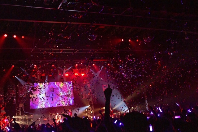 "『Tokyo 7th シスターズ(ナナシス)』豊洲PITで行われた「The QUEEN of PURPLE 1st Live ""I'M THE QUEEN, AND YOU?""」DAY2公式レポート到着!-13"