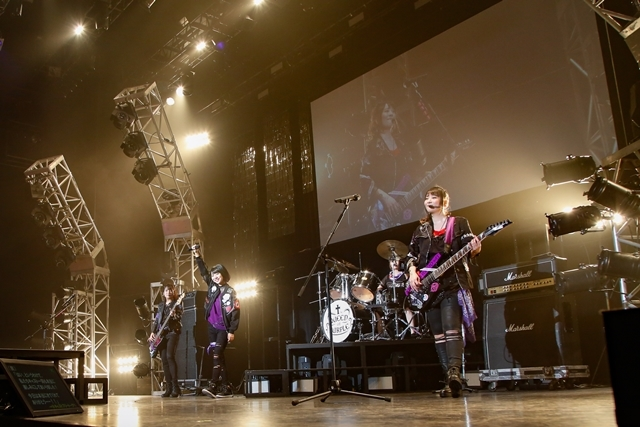 "『Tokyo 7th シスターズ(ナナシス)』豊洲PITで行われた「The QUEEN of PURPLE 1st Live ""I'M THE QUEEN, AND YOU?""」DAY2公式レポート到着!-2"