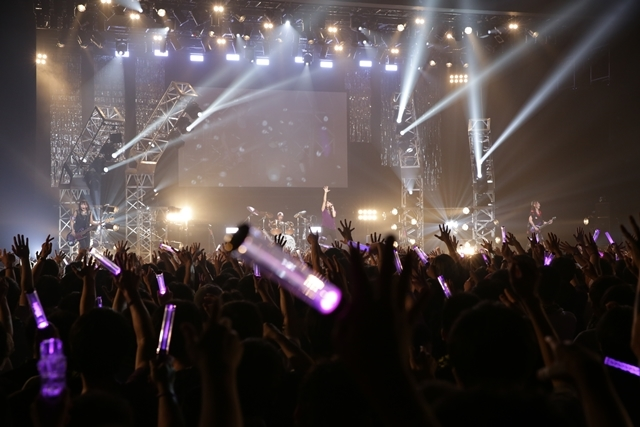 "『Tokyo 7th シスターズ(ナナシス)』豊洲PITで行われた「The QUEEN of PURPLE 1st Live ""I'M THE QUEEN, AND YOU?""」DAY2公式レポート到着!-4"