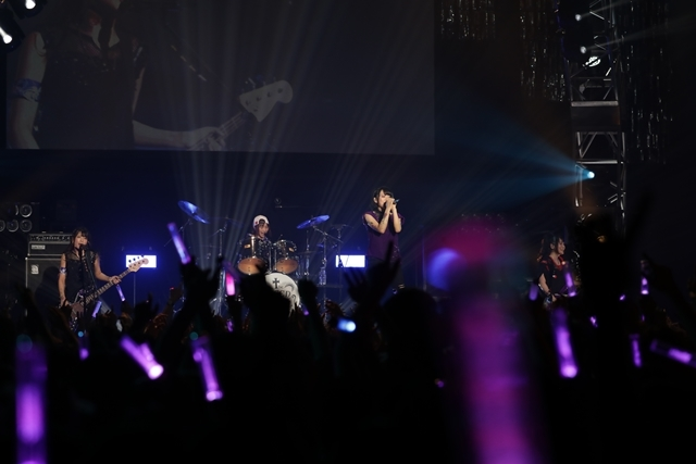 "『Tokyo 7th シスターズ(ナナシス)』豊洲PITで行われた「The QUEEN of PURPLE 1st Live ""I'M THE QUEEN, AND YOU?""」DAY2公式レポート到着!-5"