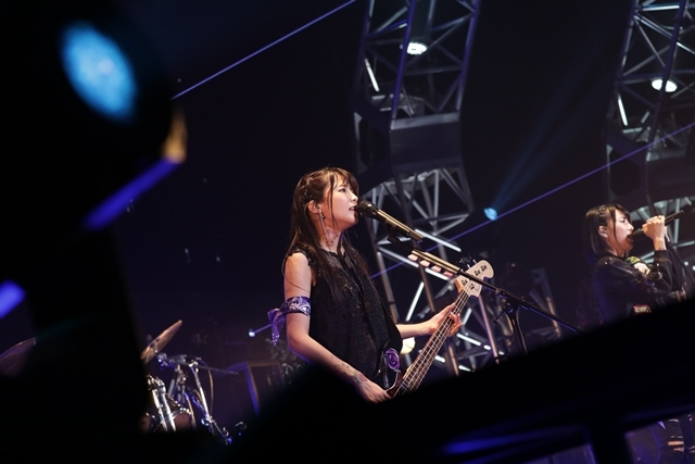 "『Tokyo 7th シスターズ(ナナシス)』豊洲PITで行われた「The QUEEN of PURPLE 1st Live ""I'M THE QUEEN, AND YOU?""」DAY2公式レポート到着!-6"