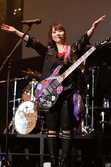 "『Tokyo 7th シスターズ(ナナシス)』豊洲PITで行われた「The QUEEN of PURPLE 1st Live ""I'M THE QUEEN, AND YOU?""」DAY2公式レポート到着!-11"