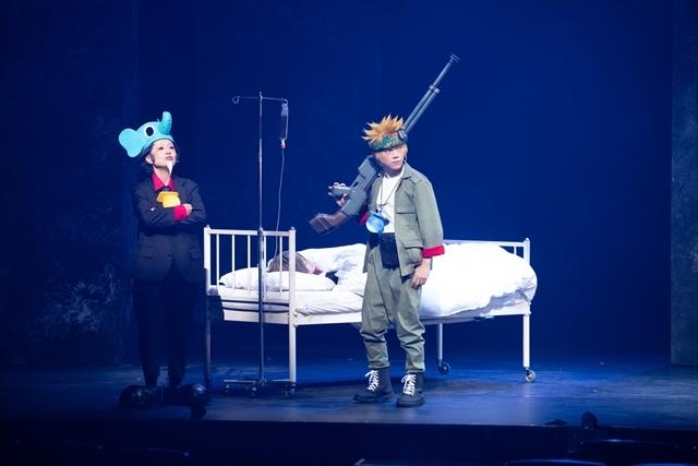 """舞台""""『家庭教師ヒットマンREBORN!』the STAGE-vs VARIA partI-""""がついに始動! ゲネプロでの舞台写真とオフィシャル会見のキャストコメントが到着"""
