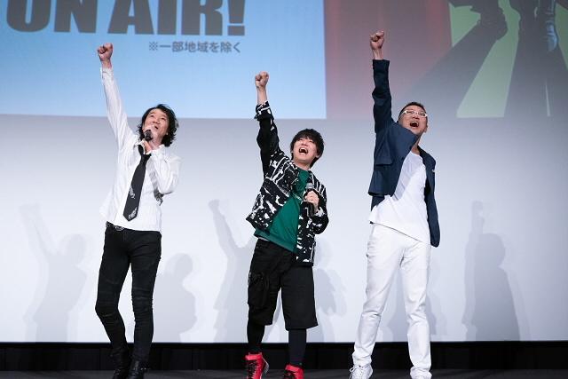『僕のヒーローアカデミア』山下大輝さん、三宅健太さん、三木眞一郎さんが登壇したヒーローデーイベントの公式レポートが到着!-3