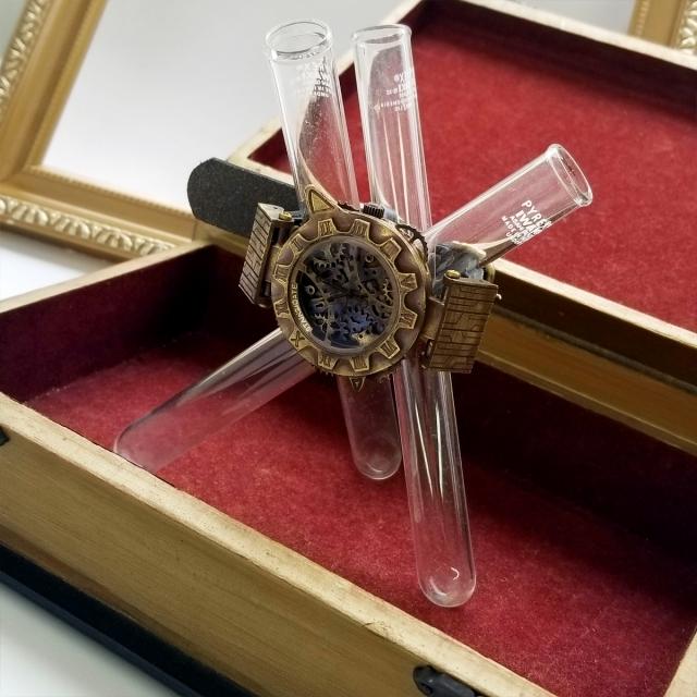 「シュタインズ・ゲート ゼロ」オリジナル腕時計 ギアモチーフVer.