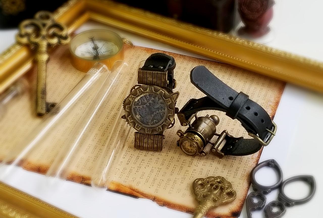 『シュタインズ・ゲート ゼロ』オリジナル腕時計(全2種)が受注販売!