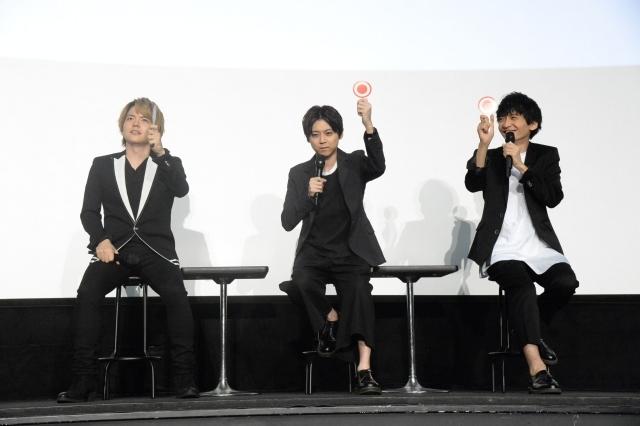声優の梶裕貴さん、島﨑信長さん、内田雄馬さんが登壇した『モーリス』新録吹替 完成披露イベントレポートが到着!