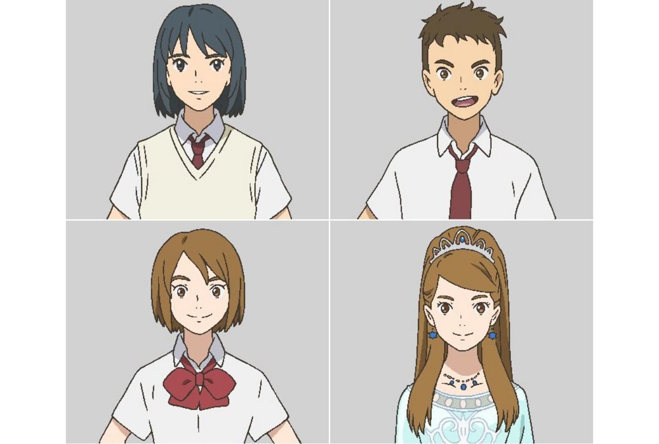 『二ノ国』物語の鍵を握る幼馴染3人のキャラクター紹介動画が解禁!