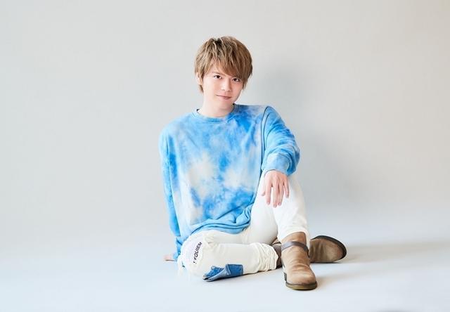 声優・内田雄馬さんの1stアルバム「HORIZON」より、ジャケ写&収録楽曲の詳細を公開! アニメイト特典情報もお届け-1