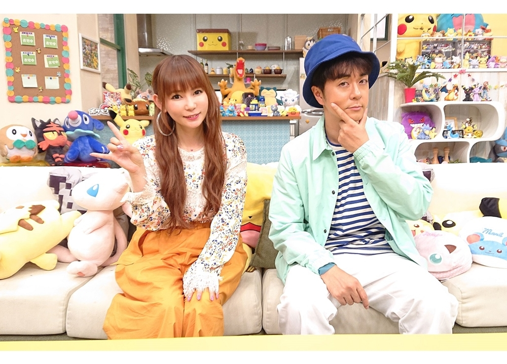 『ポケモン サン&ムーン』新EDテーマが7月7日よりオンエア!