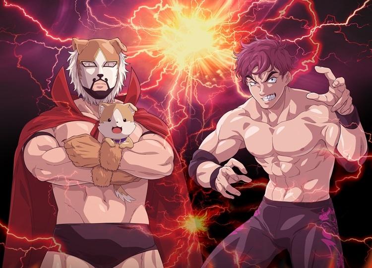 TVアニメ『旗揚!けものみち』2019年10月放送開始