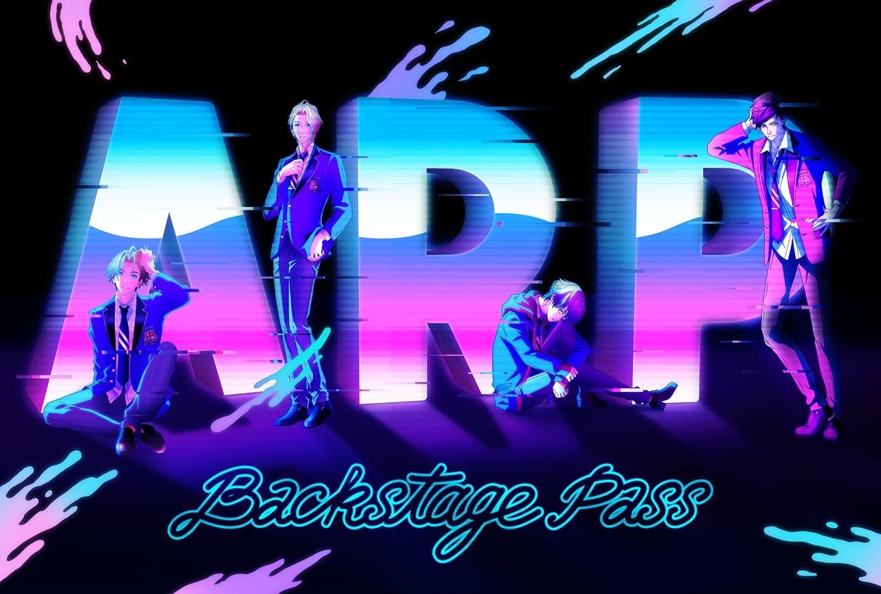 「ARP」アニメ化記念特番が放送&公式WEBとTwitter開設