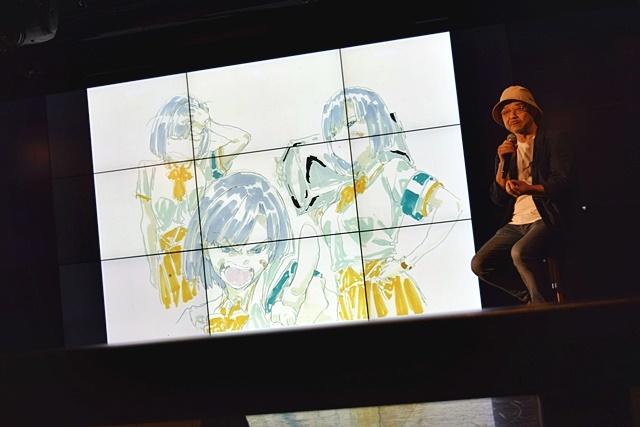 押井守監督による新作アニメーション『ぶらどらぶ』制作発表会をレポート! 公式アンバサダーユニットは声優・高槻かなこさん率いる「BlooDye」に決定!-6