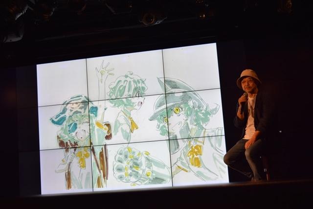 押井守監督による新作アニメーション『ぶらどらぶ』制作発表会をレポート! 公式アンバサダーユニットは声優・高槻かなこさん率いる「BlooDye」に決定!-8