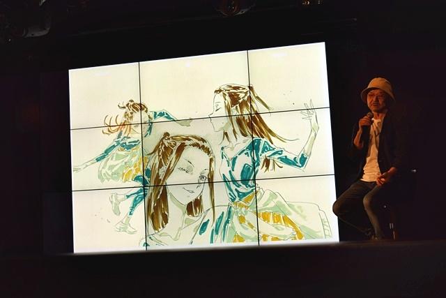 押井守監督による新作アニメーション『ぶらどらぶ』制作発表会をレポート! 公式アンバサダーユニットは声優・高槻かなこさん率いる「BlooDye」に決定!-9