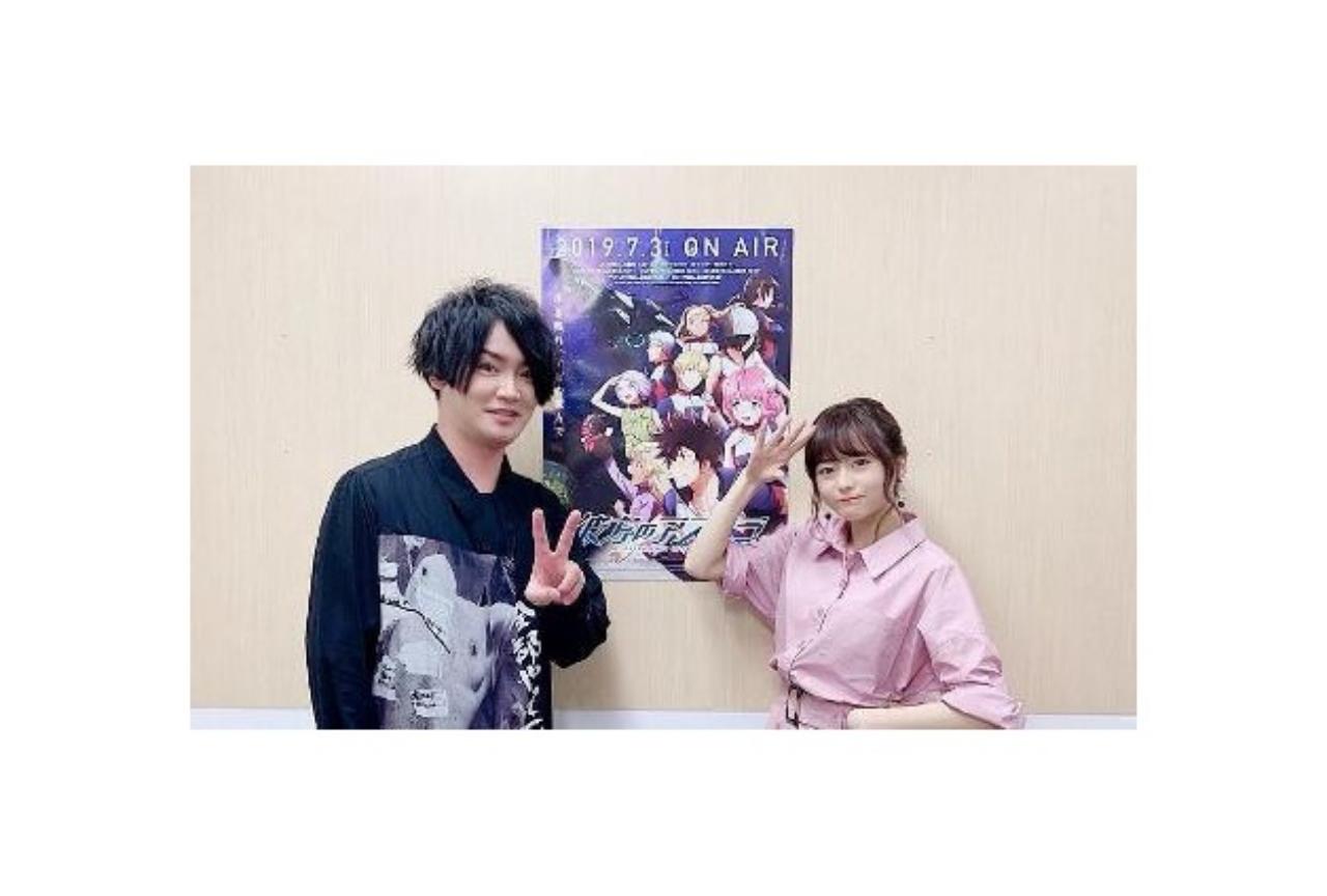 夏アニメ『彼方のアストラ』第1話先行上映イベントレポが到着