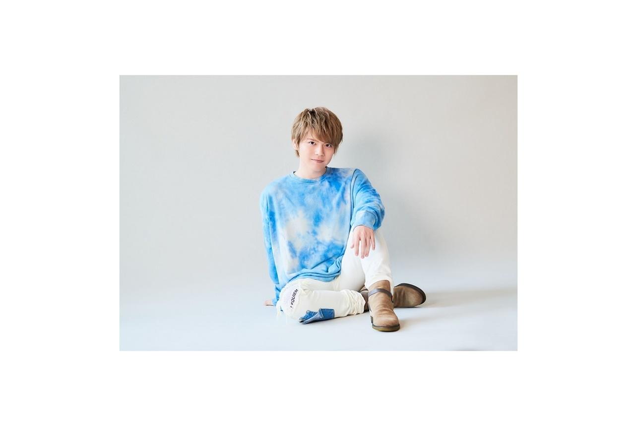 声優・アーティストの内田雄馬1stアルバムスペシャルサイトが開設